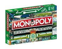 Monopoly Edizione Reale, Calcio Betis - Gioco da Tavolo - Versione in Spagnolo