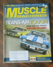 Hemmings Muscle Machines Magazine August 2007