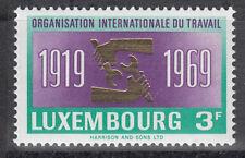 Luxembourg / Luxemburg 792** 50 Jahre ILO