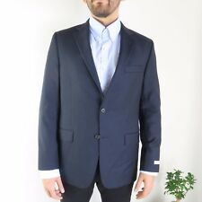 Hickey Freeman Milburn II Two Button Wool Blazer Size 40R
