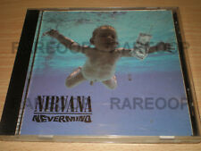Nevermind by Nirvana (CD, 1994, EMSSA/BMG) MADE IN ARGENTINA