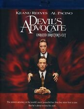 Devil's Advocate [Unrated Dire (2012, REGION A Blu-ray New) BLU-RAY/WS/Director'