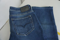 Diesel Ronhary Damen Jeans stretch Hose 31/32 W32 L32 stonewashed darkblue ad21