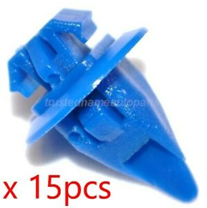 15pcs Wheel Flare Moulding Retainer Clips Fasteners for Toyota