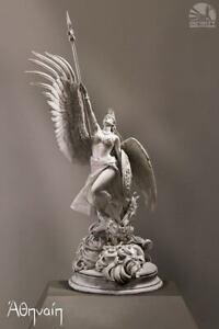 Athena Figure In Grey Greek Goddess Of Wisdom And War Ltd Edition 99
