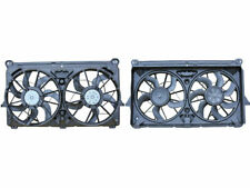 Fits 2005-2006 GMC Sierra 2500 HD Radiator Fan Assembly APDI 47421HT 6.0L V8