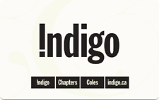 Indigo Coupon code 15% off 1 Regular priced item Exp. July 4 2021 Canada