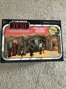Star Wars The Vintage Collection Jabba's Palace Playset Sealed Unused MISB