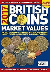 British Coins Market Values 2017, , Used; Good Book