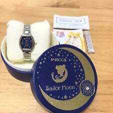 Sailor Moon x Wicca Wrist Watch 2500 Limited Rare 25th anniversary Cute gorgeous