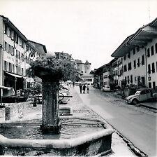 GRUYERE c. 1960 - Place Suisse - DIV 3600