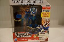 Transformers Prime Thundertron MISB Voyager Class