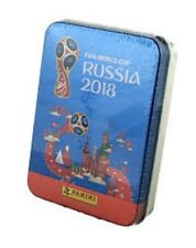 Panini 2018 Russia World Cup Sticker Tüten  MINI TIN - 8 SACHETS