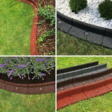 FlexiBorder Lawn Edging Flexible Garden Border for Grass & Pathways