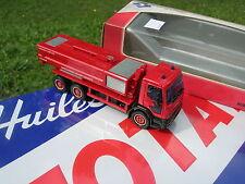 Solido vehicule Pompier Camion Renault Premium citerne Déposable Ucgc ref 3168