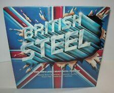 British Steel England's Latest Heavy Metal Vinyl LP Record SEALED Motorhead 1984