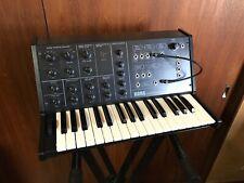 Korg MS-10 MS10 Vintage Analog Synthesizer Pro overhauled