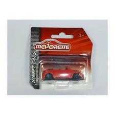 Majorette 212052791 VW BEETLE CABRIOLET RED - Street Cars Model Car 1:64 NEW !°