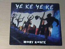 "7"" MORY KANTE * Ye Ke Ye Ke (MINT-)"