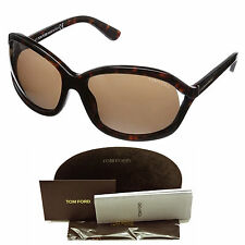 TOM FORD VIVIENNE Occhiali da sole LUCIDO DARK HAVANA TORTE Brown FT 0278 52J