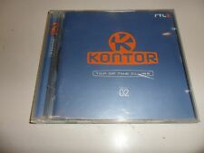 Cd  Kontor - Top of the Clubs Vol. 2 von Various (1998) - Doppel-CD