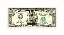 Lot of 10 - One Million Dollar Bills ($1,000,000)