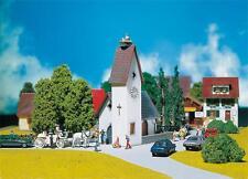 Faller 130236 H0 Dorfkirche #NEU in OVP##