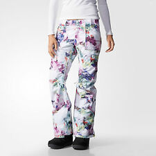 ~nwt~Adidas Originals REGULAR INSULATED Snowboarding Ski PANT Winter~Womens sz S