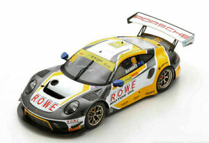 Spark 1:64 Porsche 911 GT3 R No.98 ROWE Racing 3rd FIA GT World Cup Macau 2019