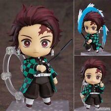 """Demon Slayer Kimetsu no Yaiba Kamado Tanjiro Tanjirou 4"""" Action Figure Toy Bulk"""