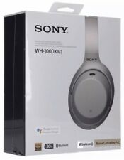 Sony Wh1000xm3 Wireless Noise Canceling Headphones Silver