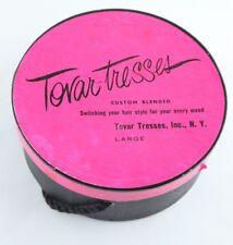 Vintage Tovar Tresses Blonde Wiglet 100% Humain Hair 60's Wig