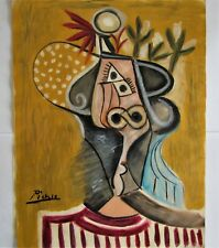 Pablo Picasso  Original gouache water color Painting (Dali,Miro,Chagall)