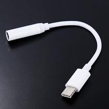 USB-C Type C Mâle vers Audio Mini-Jack 3,5mm Femelle Connecteur Adaptateur