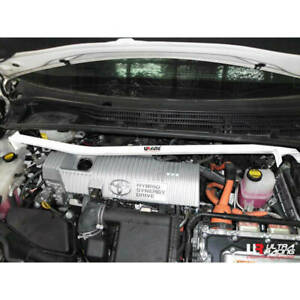 For Toyota Prius XW-30 1.8 2010 Ultra Racing 2-PT Front Strut Bar (RHD Only)