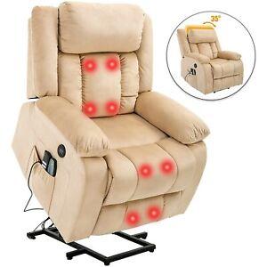 Electric lift/massage Recliner