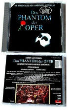 DAS PHANTOM DER OPER Höhepunkte Hamburger Aufführung . Polydor Club-Ed. CD TOP