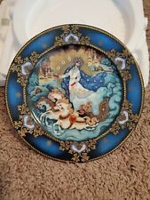 Russian Collector plate 1992