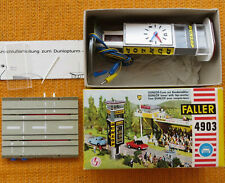 Faller Ams 4903 --- Dunlop-Turm with Lap Counter