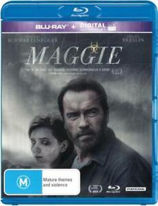 MAGGIE (2015) [NEW BLURAY]