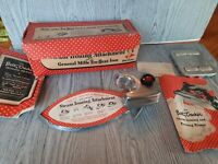 Vintage Betty Crocker Steam Ironing Attachment w/ Box for General Mills Tru Heat