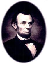 *Postcard-President Abe Lincoln Portrait