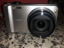 Sony Cyber-shot DSC-H70 16.1MP Digital Camera - Silver
