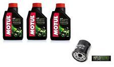 KIT TAGLIANDO OLIO MOTUL 5100 10W-40 + FILTRO HONDA XL 650 V Transalp (01-07)