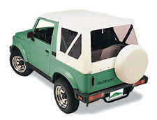 Suzuki Sierra Soft Top 1981-98 - White, NEW, In-stock Australia, FREE delivery