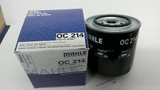 VW Transporter Caravelle T4 Oil Filter 1.9D Diesel 1990-1996 Genuine Mahle OC214