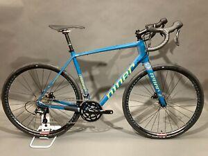 2021 Niner RLT 9 RDO 2-Star Shimano Tiagra Carbon Fiber Gravel Bike Disc Brakes