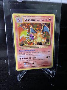 Pokemon TCG XY Evolutions Charizard 11/108 Holo NM