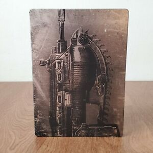 Gears of War 2 Limited Edition SteelBook - Xbox 360 - 2 Discs Tested Works EUC
