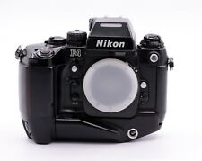 NIKON F4S 35mm FILM SLR CAMERA BODY